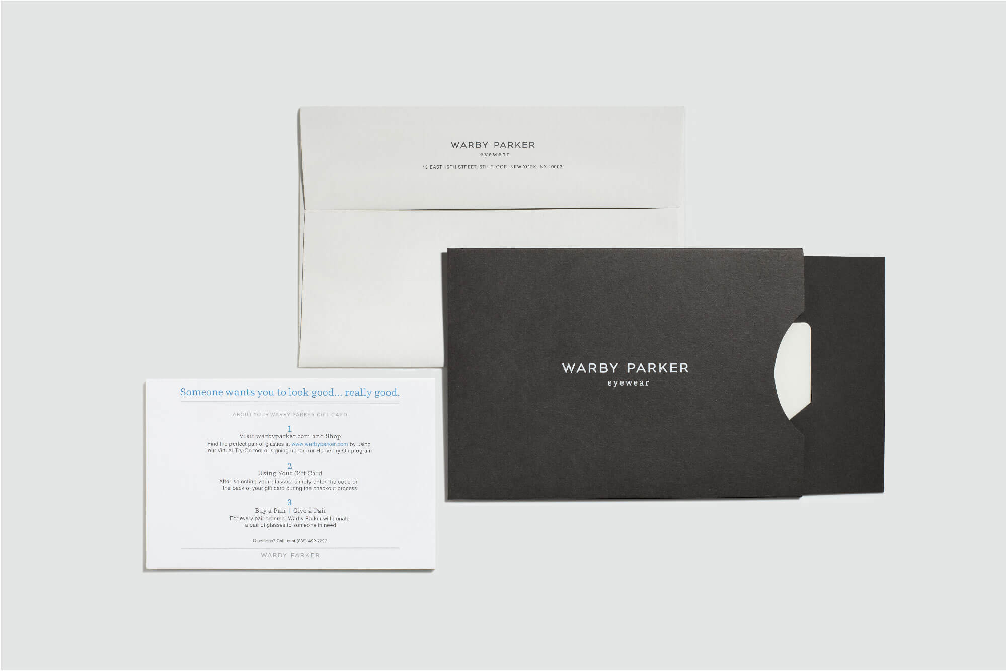 Warby Parker Gift Card - High Tide