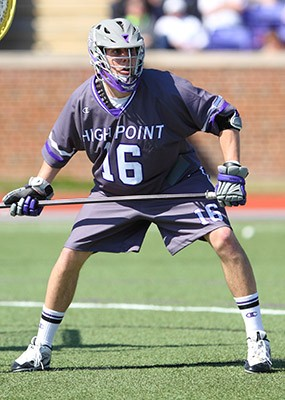 High Point Lacrosse >> High Point University Panthers Pat Farrell 2014 Men S Lacrosse