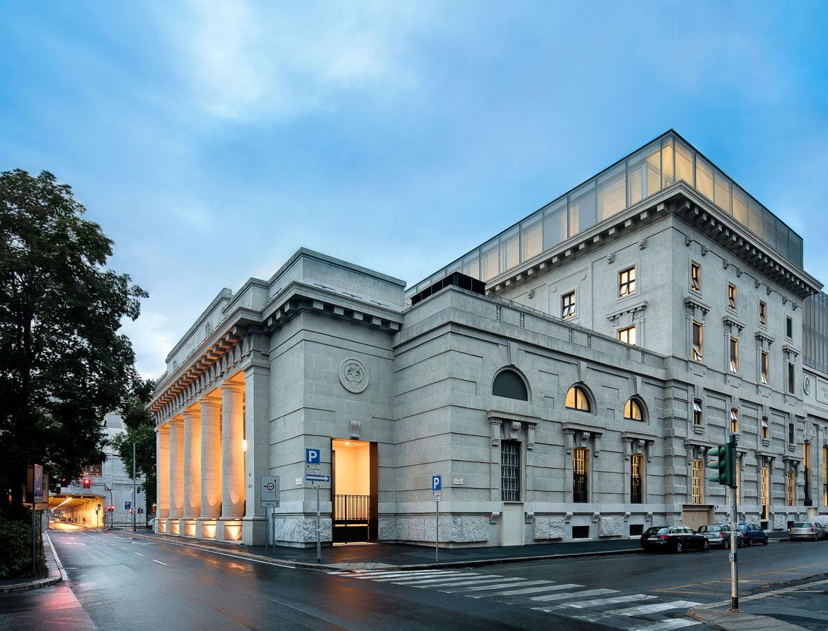 Palazzo Aporti Redevelopment