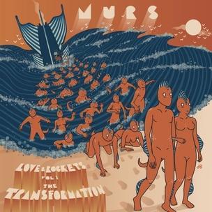 Resultado de imagen para Murs & Ski Beatz - Love And Rockets Vol. 1 The Transformation