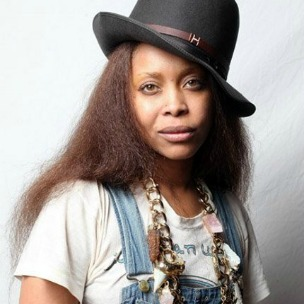 Erykah badu takes on wintertime 39 s thru it all hiphopdx for Erykah badu real tattoos