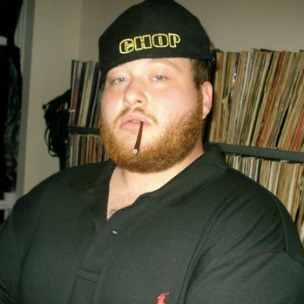 Action Bronson Party Supplies Blue Chips Cover
