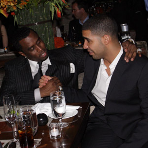 Puff Daddy & Drake End Beef