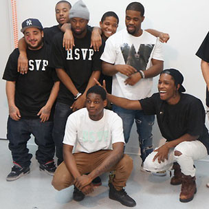 A$AP Mob Denies Beef With Pro Era | HipHopDX