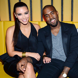 Kim kardashian and kanye west hookup history