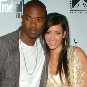 Ray Jay And Kim Kardasian