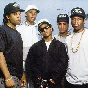 Dr Dre Eazy E Roles Cast For N W A Quot Straight Outta