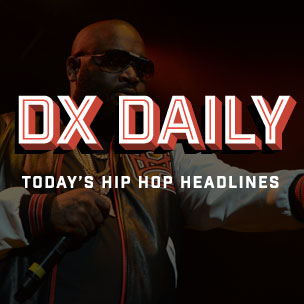 DX Daily - Chuck D Shares Letter From Tupac, Game & Lil Wayne In The Studio, Rick Ross Banned From Detroit?