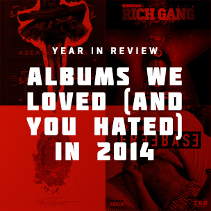 Albums We Loved (And You Hated) In 2014
