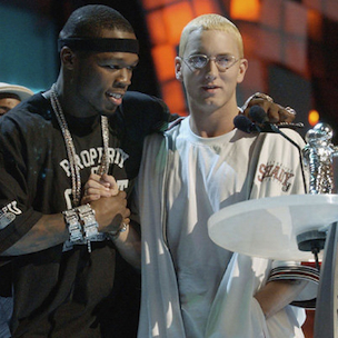 """50 Cent Says Eminem Collaboration """"Champions"""" Will Be On """"Street King Immortal"""""""