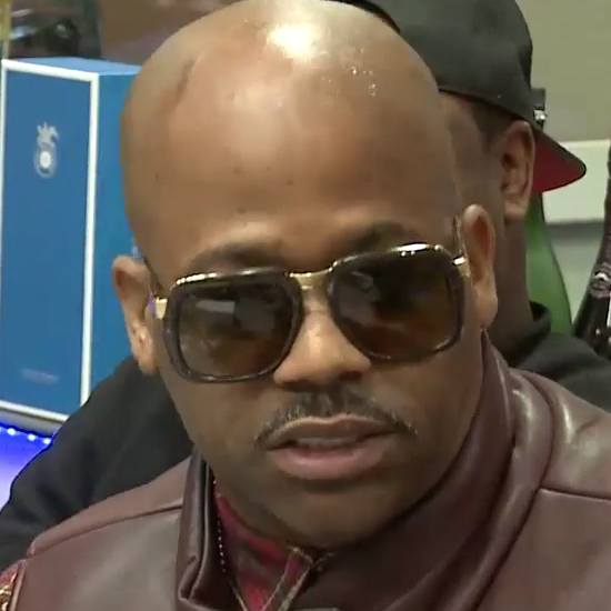"""Dame Dash Says """"No More Jay Z Questions"""" During The Breakfast Club Interview"""