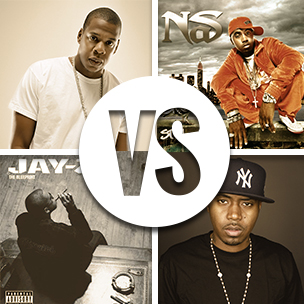 Jay z vs nas which emcee has the better post ether discography jay z vs nas which emcee has the better post ether malvernweather Choice Image