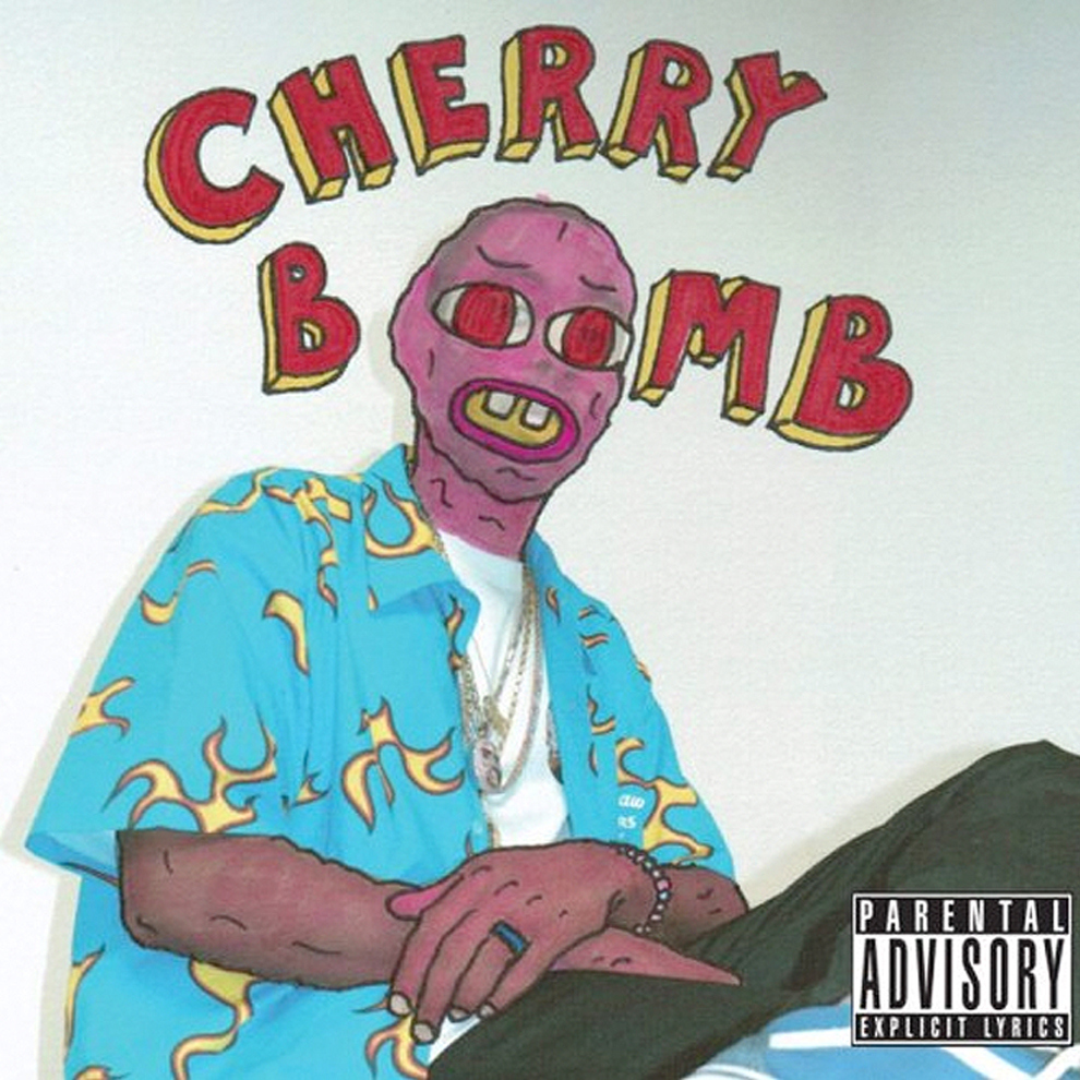 tyler the creator cherry bomb release date cover art