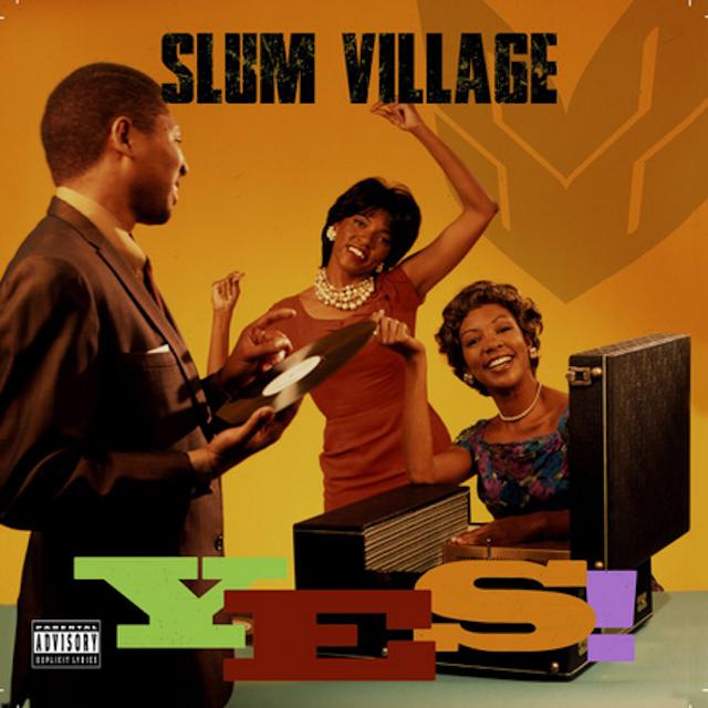 Slum Village Yes Release Date Cover Art Tracklist Amp Album Stream Hiphopdx