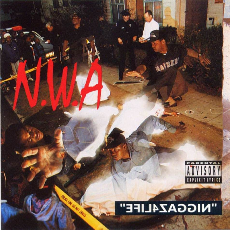 Image result for N.W.A.: Niggaz4life