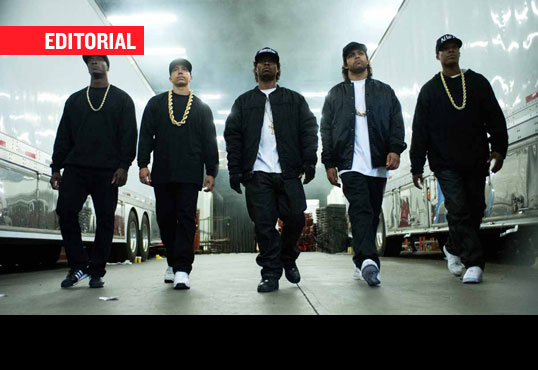 """Five Significant Things """"Straight Outta Compton"""" Covers & Omits"""