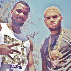 The Game Threatens To Knock Out Chris Brown Affiliate Wackstar