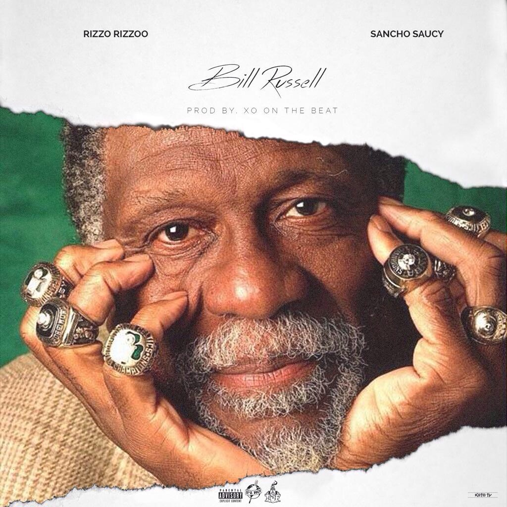 rizzoo rizzoo f sancho saucy bill russell hiphopdx