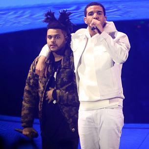 Hip Hop Single Sales: The Weeknd, Drake & Fetty Wap