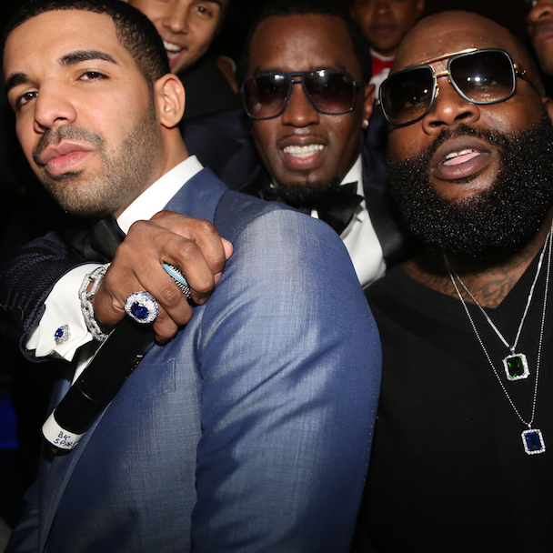 """First Listen: Staff Reactions To Rick Ross's """"Color Money"""" (Drake, Lil Wayne & Puffy Diss)"""