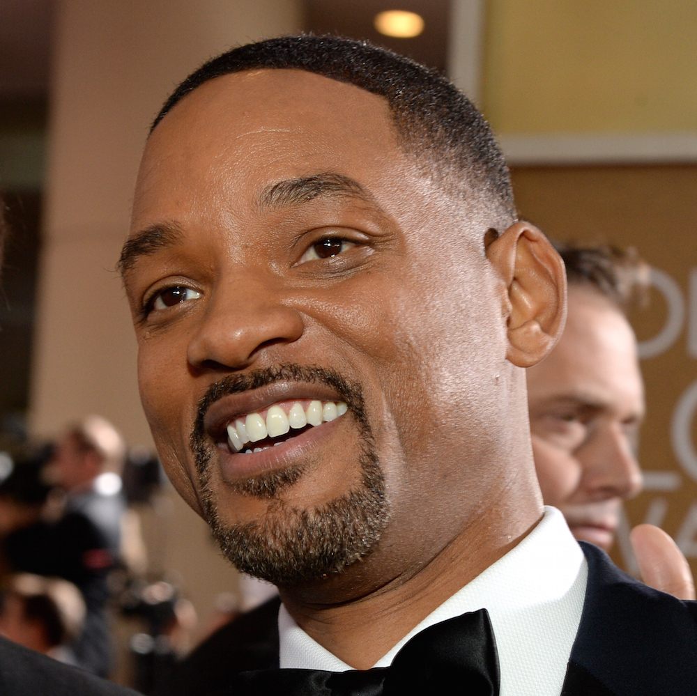 Will smith not attending oscars hiphopdx - Coiffure homme afro ...