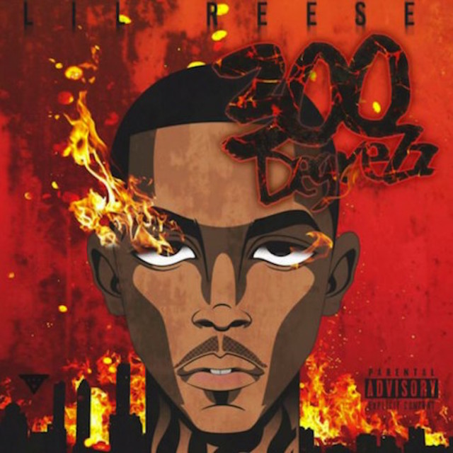 lil reese u201c300 mixtape stream cover art u0026 tracklist