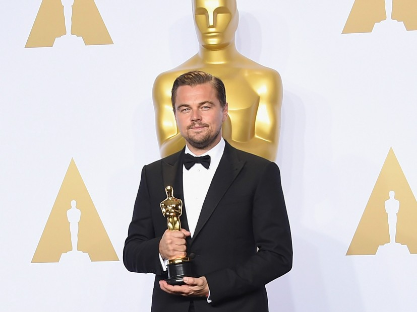 Kanye West Amp Other Rappers Congratulate Leonardo Dicaprio