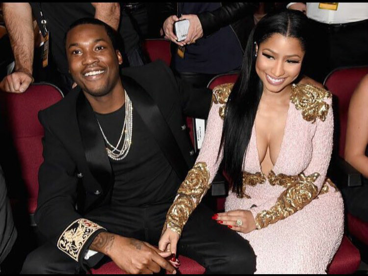 Image result for nicki and meek mill