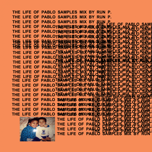 "Kanye West's ""The Life Of Pablo"" Sample Mix"