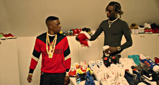Boosie Badazz Makes Appearances In Young Thug F Cancer
