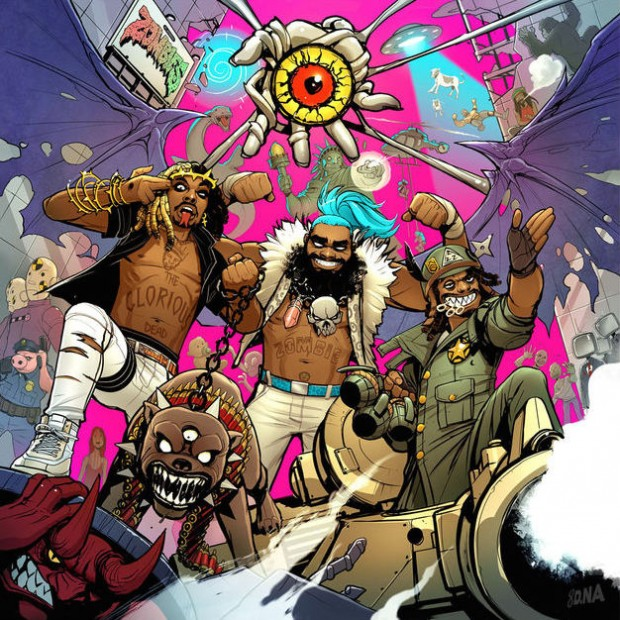 Flatbush Zombies 3001 A Laced Odyssey Review