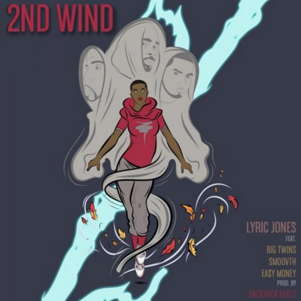 """Lyric Jones Releases """"2nd Wind"""""""