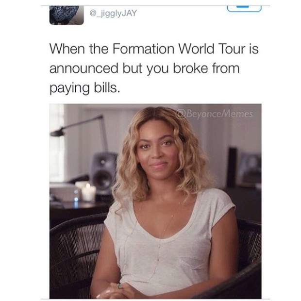 Beyonce Tidal Lemonade Meme 2 620x620 insufficient funds memes mutually