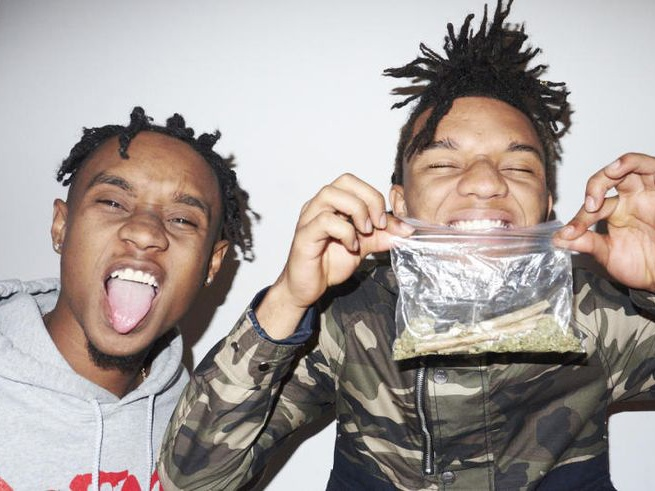 8 Rappers Who Smoke Way More Weed Than You  Elite Daily