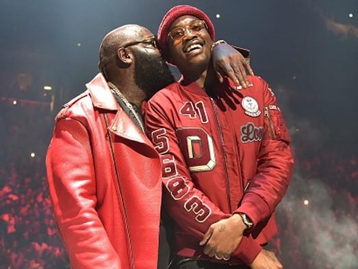 Rick Ross Addresses Drake Amp Meek Mill Beef Hiphopdx