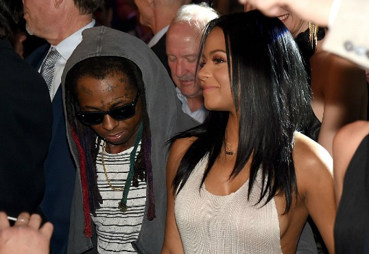 Lil wayne raps about being back with christina milian hiphopdx
