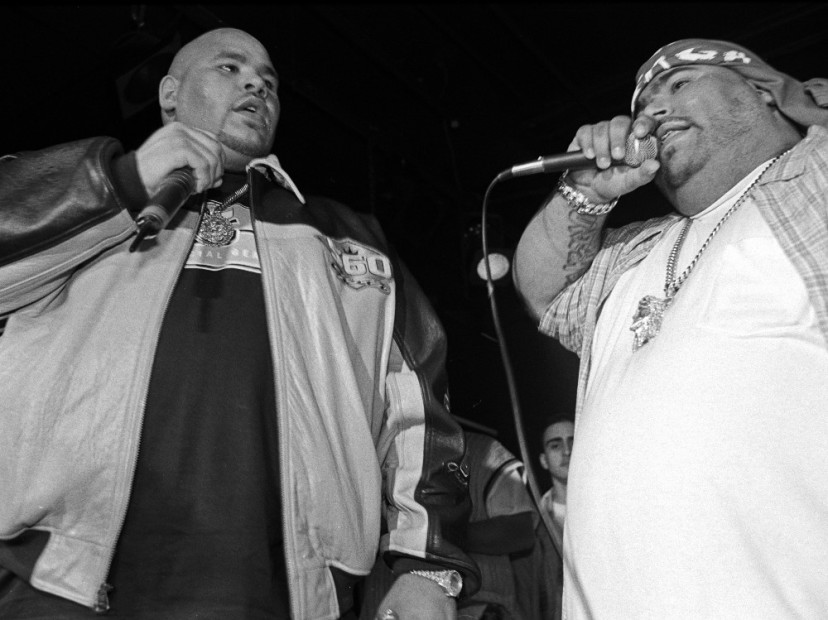 Fat Joe Settles Big Pun Lawsuit With Late Rapper S Widow