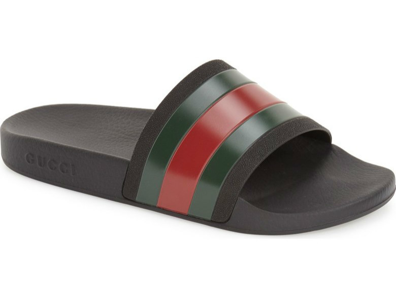 gucci flip flops. internet imagines scottie pippen finding gucci flip flops to prove future bagged his wife | hiphopdx l