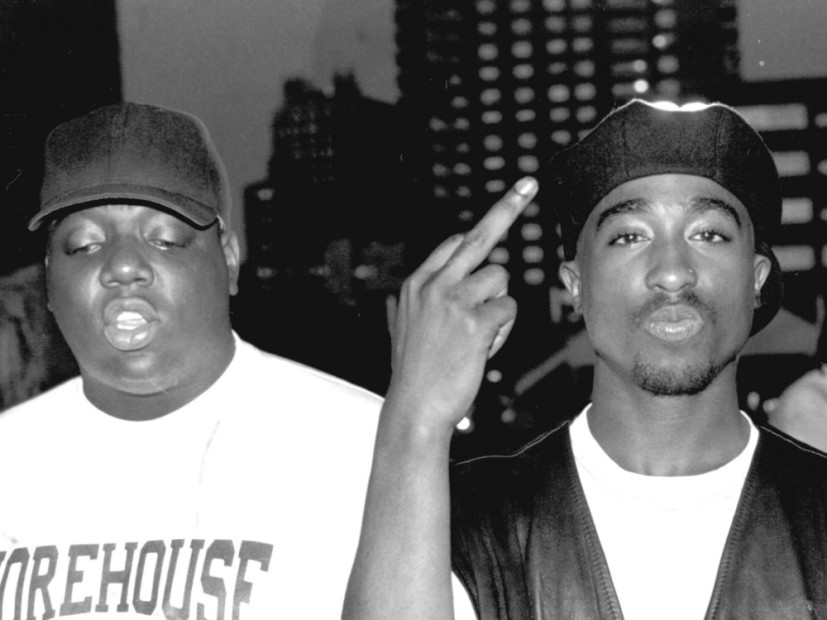 Crime Drama Following Deaths Of Tupac & Biggie Announced ...