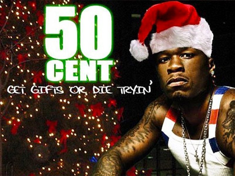 heres how 50 cent rick ross snoop dogg kodak black spent christmas - Black Christmas Music