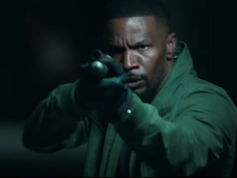 Jamie Foxx Featuring T.I. - Just Like Me