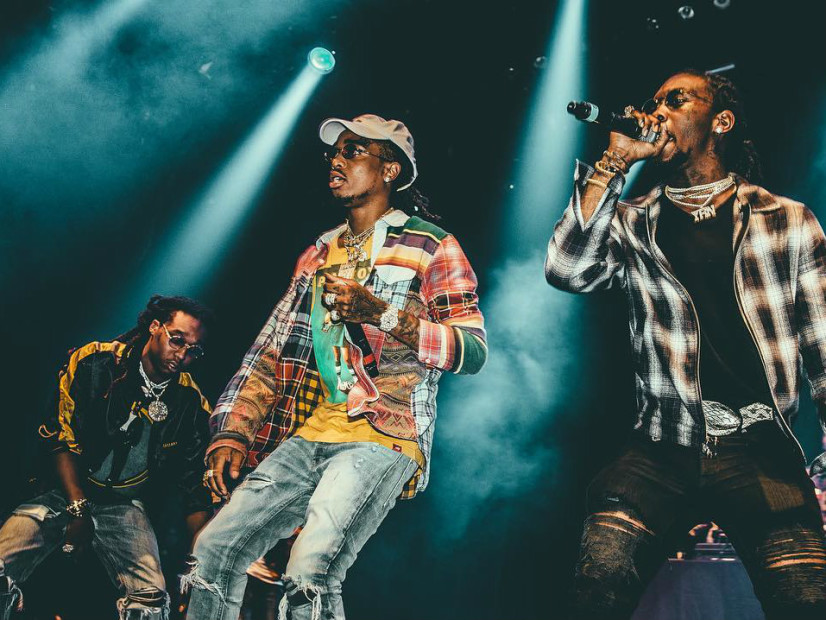 Fomoblog Migos Perform Quot Bad And Boujee Quot With Yg Ty