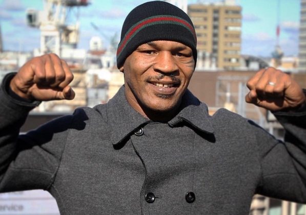Following Soulja Boy Diss Track, Mike Tyson Is Dropping A ...