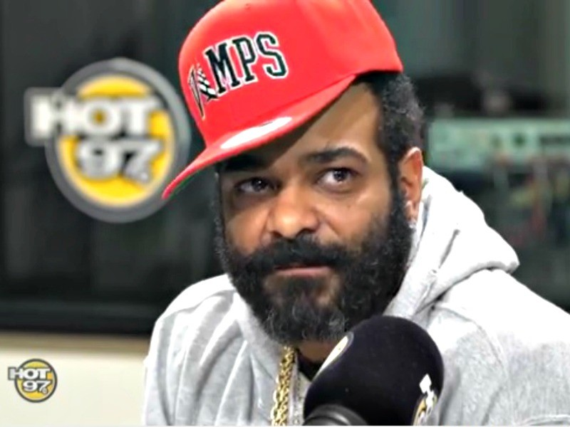 jim jones tears up talking up cam ron rift discusses beef with max