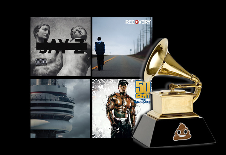 16 worst grammy nominated rap albums hiphopdx the worst ever grammy nominated rap albums malvernweather Image collections