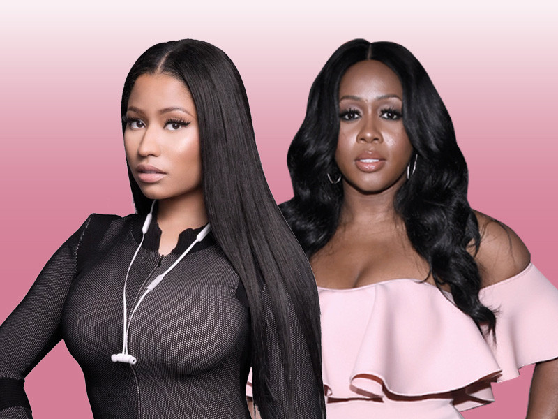 Image result for nicki minaj and remy ma