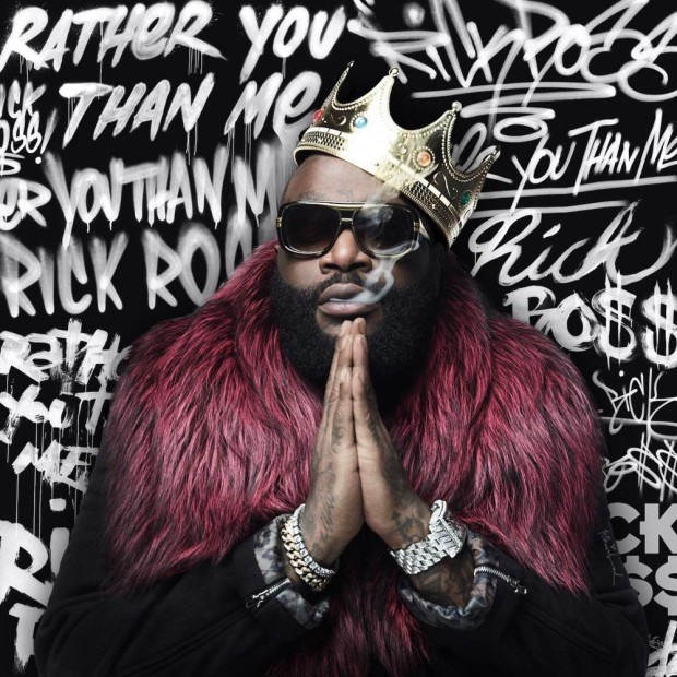 Rick ross rather you than me album review hiphopdx review rick ross proves his blueprint is teflon with rather you than malvernweather Choice Image