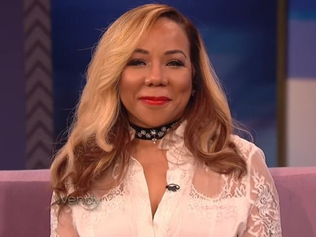 "Tameka ""Tiny"" Harris Speaks On Divorce From T.I. 