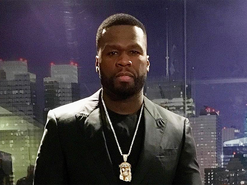 Instagram Flexin': 50 Cent Speaks At Prodigy's Funeral The ...  50 Cent 2017