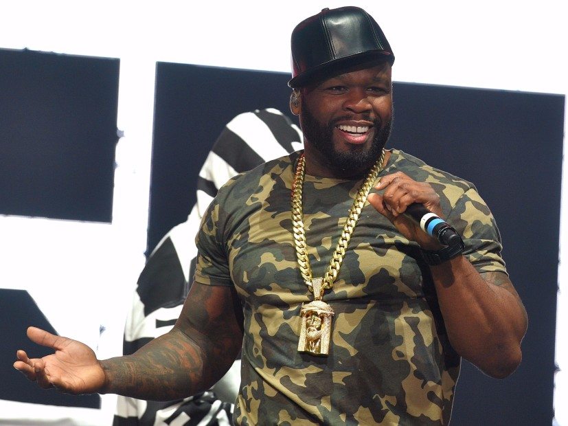 "50 Cent Fires Back At Conor McGregor For ""Bitch"" Comment ..."
